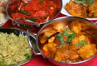 India, Nepal en Rajasthan curries Djoser