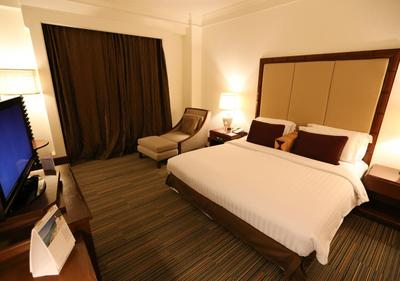 The Imperial Hotel and Convention Centre kamer Korat Thailand