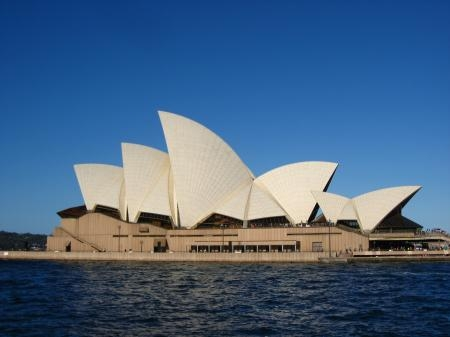 The Opera House Sydney Australie Djoser